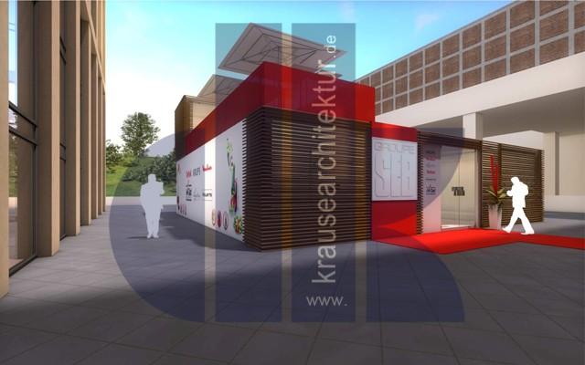 IFA Berlin 2012 SEB – gebaut