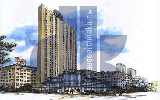 Hotel Forum Warschau / Modernisierung