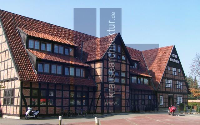 Hotel**** Kokenhof – gebaut