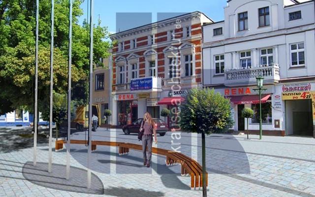 Marktplatz Wagrowiec