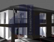 Einfamilienhaus DD – gebaut