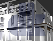 Mehrfamilienhaus MR – gebaut
