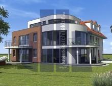 "Mehrfamilienhaus ""AS"" – gebaut"