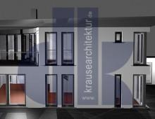 Einfamilienhaus MK – gebaut