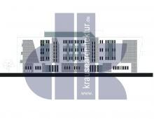 Mehrfamilienhaus + Hotel  Hildesheim / in Planung