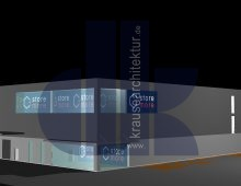 """""""self-storage""""-""""Das Hotel der Dinge""""  Halle (Saale) Generalplanung 2020"""